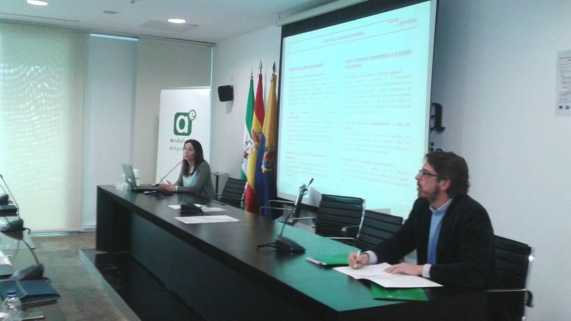 Andaluc�a Emprende organiza una veintena de jornadas en C�diz sobre nuevas ayudas y financiaci�n para emprendedores