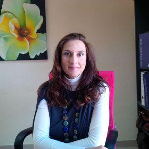 Olga S�nchez, promotora de �lbora Habitat Elementos LLC
